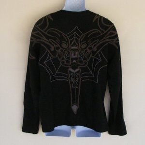 JOYSTICK Thermal Shirt, XL, Daggar, web, wings, LS